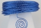 "Preview: Aluminium wire ""Hammer"" 500g +/-60m 2mm royal blue"