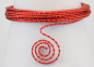 "Preview: Aluminium wire ""Hammer"" 2mmx5m red"