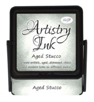 Artistry Ink Pad Shilpi - Aged Stucco