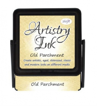 Artistry Ink Pad Shilpi - Old Parchment