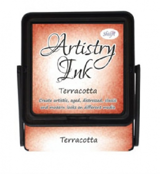 Artistry Ink Pad Shilpi - Terracotta