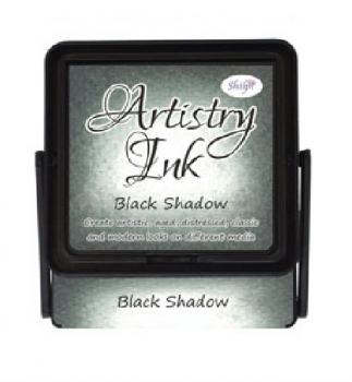 Artistry Ink Pad Shilpi - Black Shadow