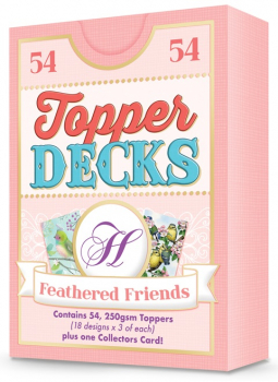 Feathered Friends Topper Deck