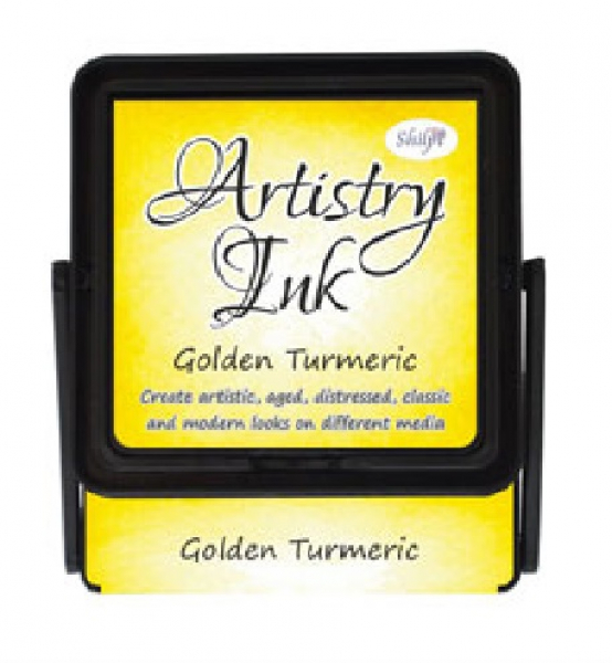 Artistry Ink Pad Shilpi - Golden Turmeric