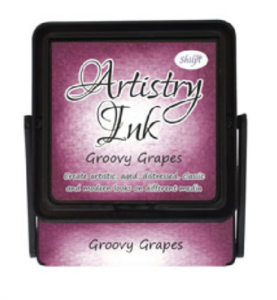 Artistry Ink Pad Shilpi - Groovy Grapes