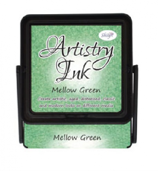Artistry Ink Pad Shilpi - Mellow Green