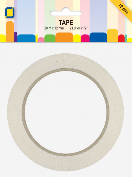 Double Sided Adhesive Tape 12mm