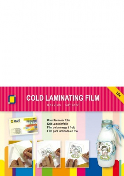 Cold Laminating Film A5