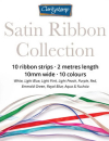 Assorted Double-Faced Satin Ribbon Collection