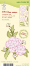 Leane Creatief Carnation Clear Stamp (55.5442)