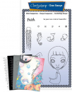 Dee's Friends - Faith A6 Unmounted Stamp Set