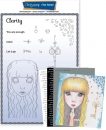 Dee's New Friends - Clarity A4 Unmounted Stamp Set