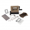 Sizzix Tim Holtz Sidekick starter kit brown & black
