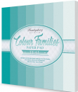 Colour Families Paper Pad - Teal