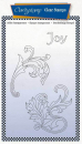 Filigree Swirls - Joy A6 Stamp Set