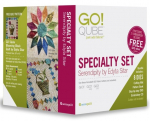 Accuquilt GO! Specialty Qube Set Serendipity by Edyta Sitar